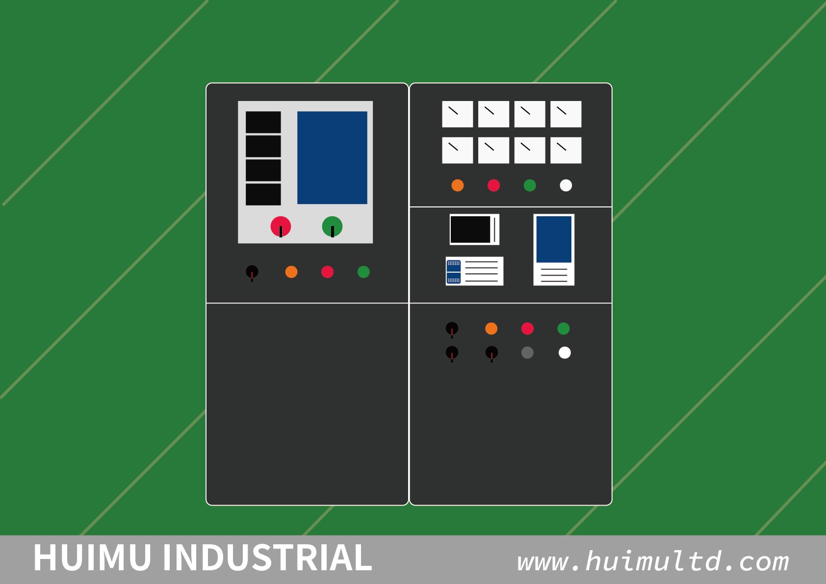 PLC Control Cabinet  image