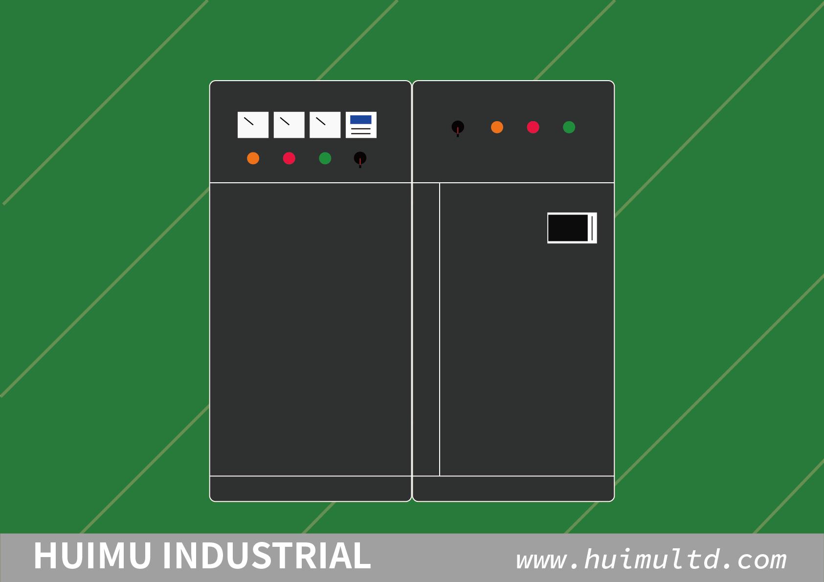 Reactive Power Compensation Cabinet  image
