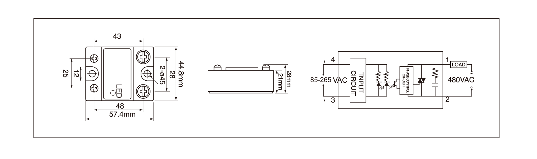 MGR-1A48 Huimu diagram
